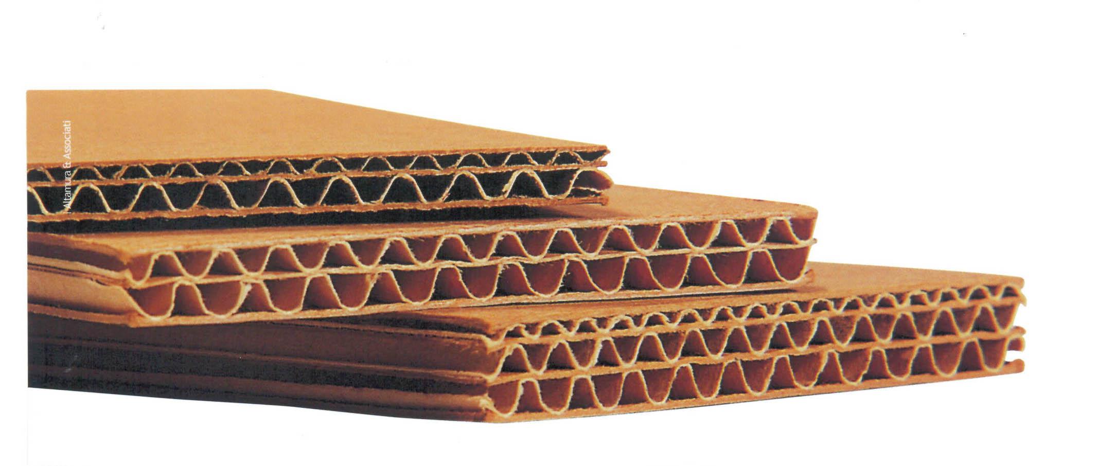 Europac diventa il quarto fornitore di imballaggio in for Pannelli di cartone
