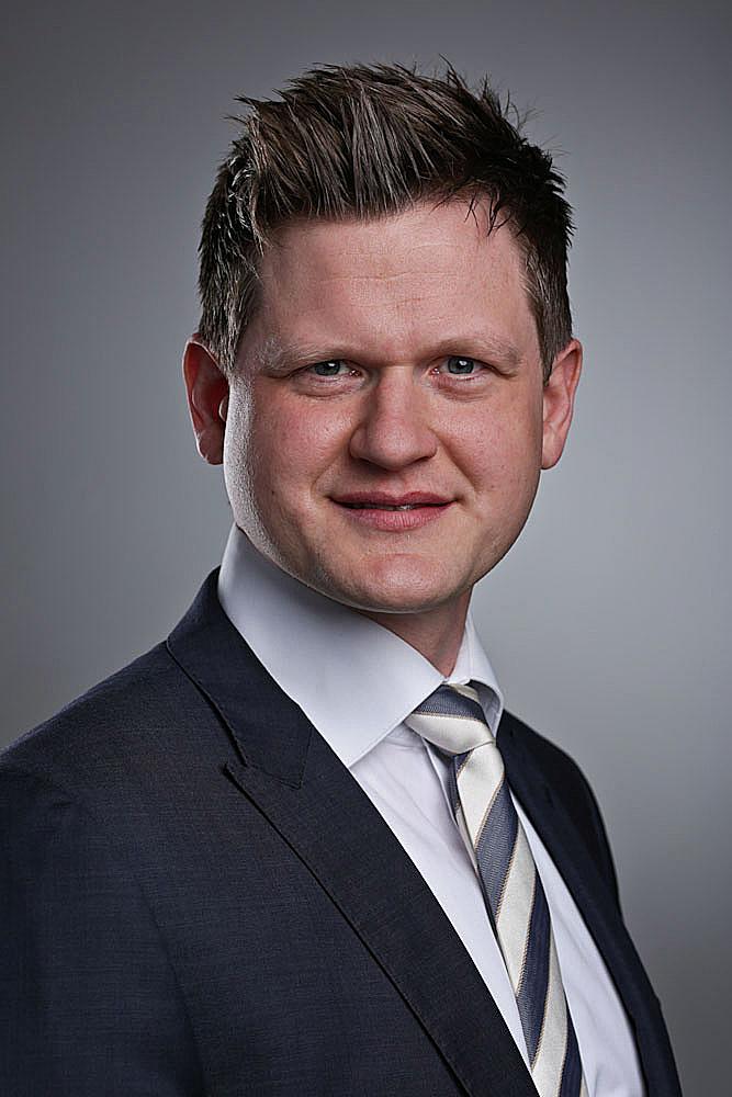 Daniel Ackermann, amministratore delegato di Saxoprint.