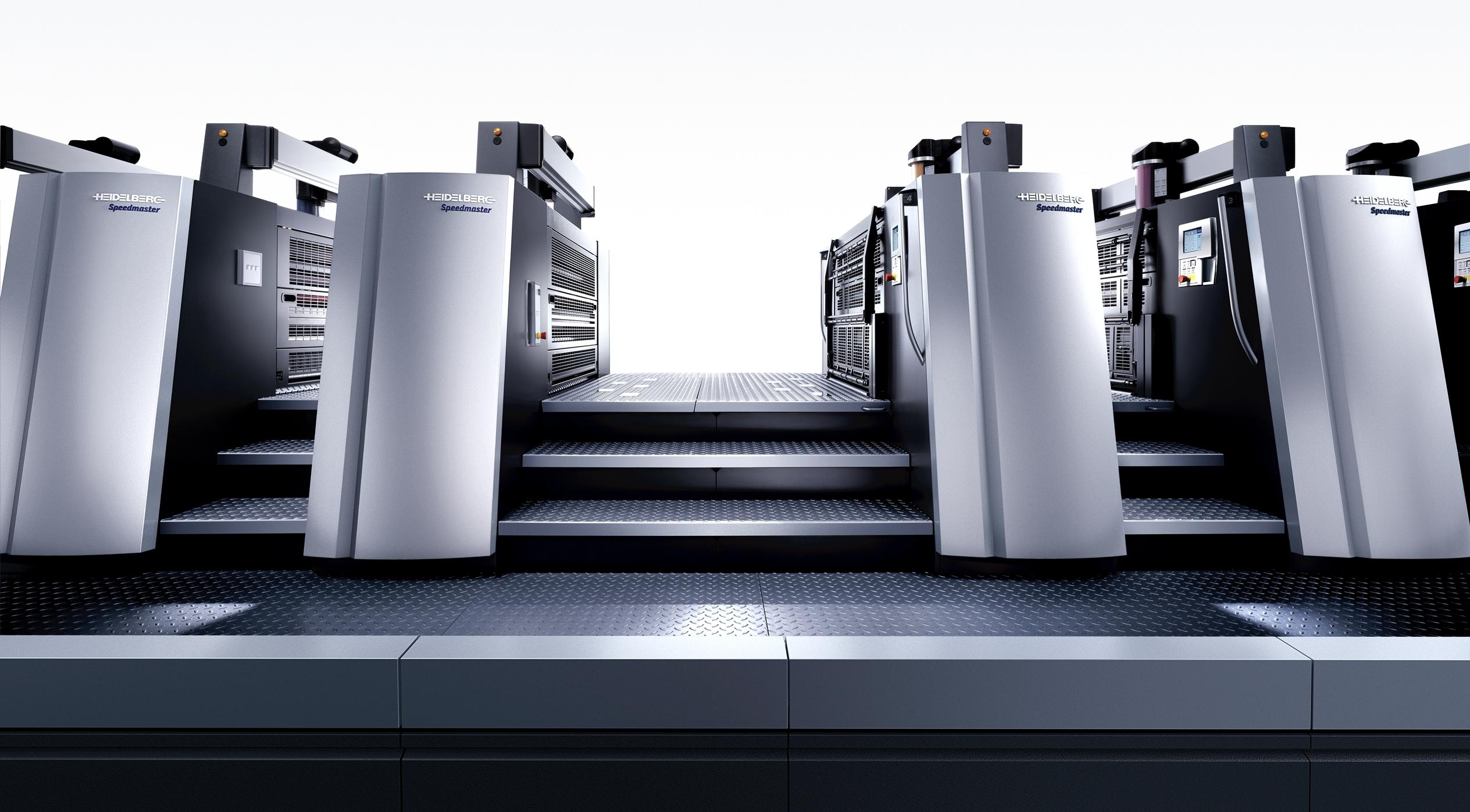 Grafiche Mercurio investe e installa una Heidelberg XL 106 8PLX3, prima in Italia nel formato 106 insieme a un CTP Heidelberg Suprasetter 145 da 25 lastre/h.