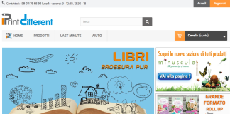 iPrintdifferent.com è una vera tipografia online, con una vasta gamma di prodotti a disposizione sia per utenti privati sia per professionisti del settore, come grafici e designer.