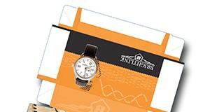 Arziro Design è la soluzione pensata per le aziende coinvolte nella progettazione e la produzione di confezioni, etichette, biglietti, coupon, marche da bollo, francobolli, badge aziendali, materiale bancario e documenti generici come certificati o diplomi.