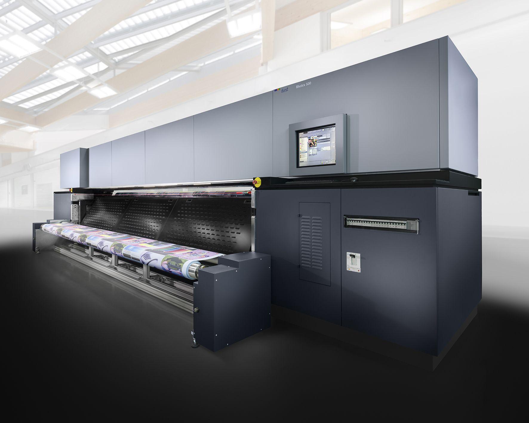 A fespa durst presenter nuovi sistemi di stampa a base acqua per applicazioni lfp italia grafica - Centro veneto del mobile cernusco ...