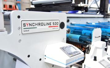 La Synchroline 330: una delle caratteristiche più apprezzate è la flessibilità dei contatti per l'istruzione e l'assistenza tecnica in rete.