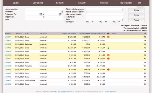 Sistemi gestionali per le aziende grafiche un sogno - Calcola imposta di registro ...