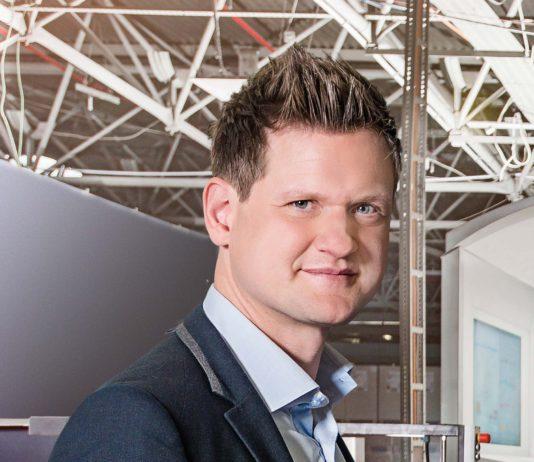 Daniel Ackermann, AD Saxoprint.