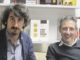 A sinistra Giuseppe Ghelfi, titolare, a destra Luca Simoncini, Responsabile Progetto Digitale di Ghelfi Ondulati.