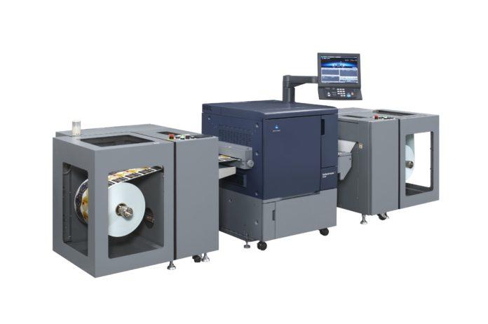 Bizhub Press C71cf.