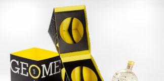 Geometrie Cividât di Lucaprint. Brand Owner: Domenis 1898. Structural Designer: Ufficio Tecnico Lucaprint. Graphic Designer: Giulia Toscanelli Cartoncino di BillerudKorsnäs.