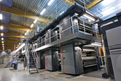 Il fattore decisivo che ha portato Union Printing alla seconda Goss Universal XL è stata la sua comprovata capacità di stampa senza forno di prodotti di alta qualità.