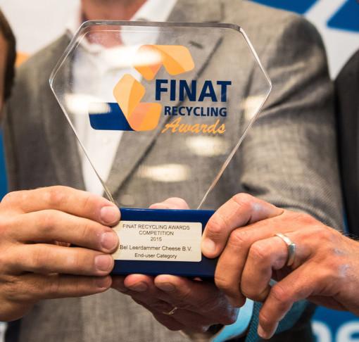 FIN_pr16007_Recycling Awards 2015 - final winner
