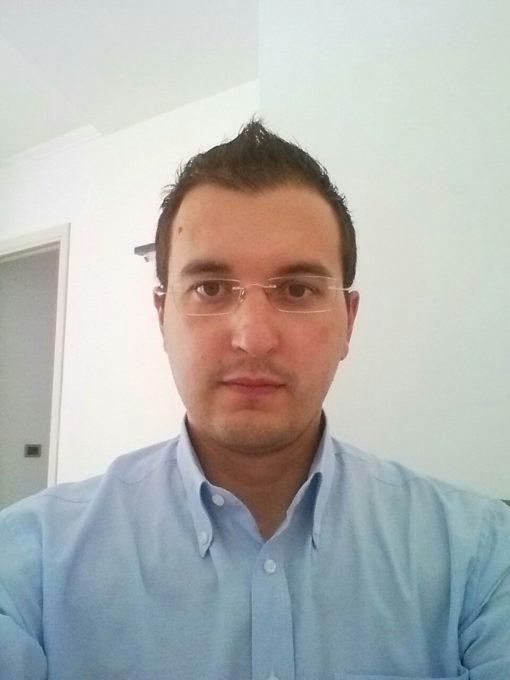 Cristian Parmeggiani co-fondatore di 3DZ.
