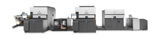 La nuova HP Indigo 8000 supporta l'inchiostro bianco HP ElectroInk Premium White, che aiuta i converter a fornire una più ampia gamma di livelli di opacità del bianco.