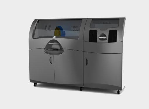 Eliofossolo ha investito nella stampante 3D in quadricromia ProJet 66o Pro con tecnologia ColorJet Printing di 3D Systems, ideale per l'animazione, i negozi di modellismo professionale, la progettazione e lo sviluppo dei prodotti di consumo, ma anche per la produzione digitale, artistica e altro ancora.