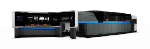 La stampante S10P per la stampa commerciale.