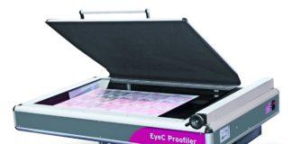 EyeC Proofiler 1200 DT.