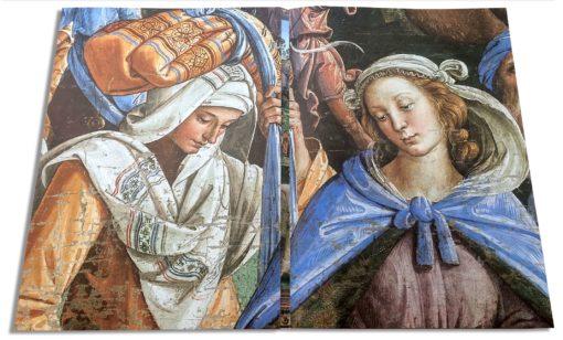 La Cappella Sistina Digitalizzata Italia Grafica
